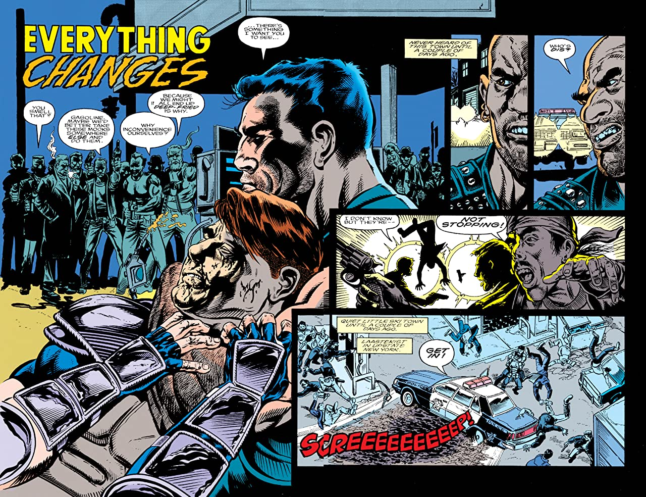 Punisher War Journal (1988-1995) #64