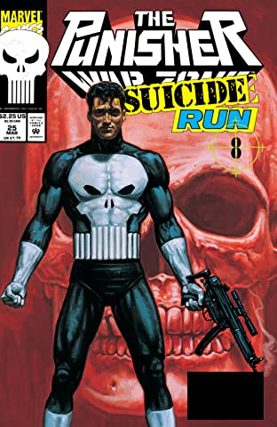 The Punisher: War Zone (1992-1995) #25