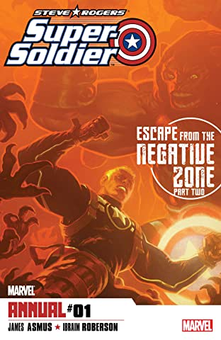 Steve Rogers: Super-Soldier Annual (2011) No.1