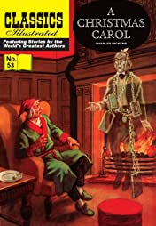 Classics Illustrated #53: A Christmas Carol