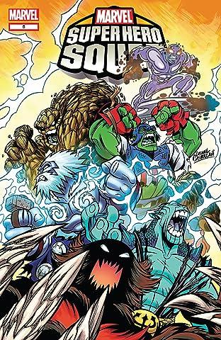 Super Hero Squad (2010) #5