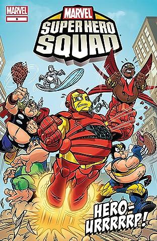 Super Hero Squad (2010) #8