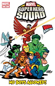 Super Hero Squad (2010) #9