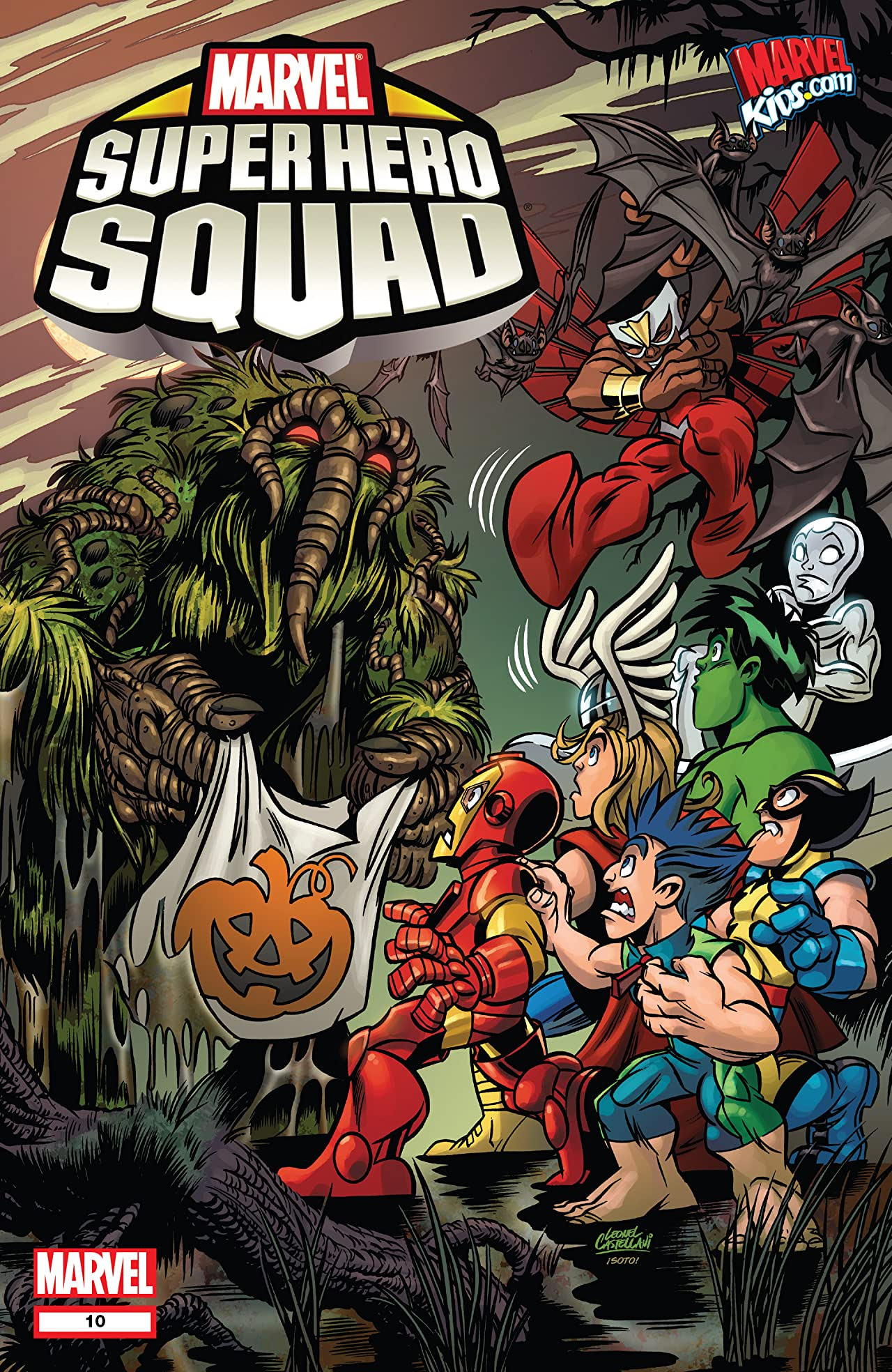 Super Hero Squad (2010) #10