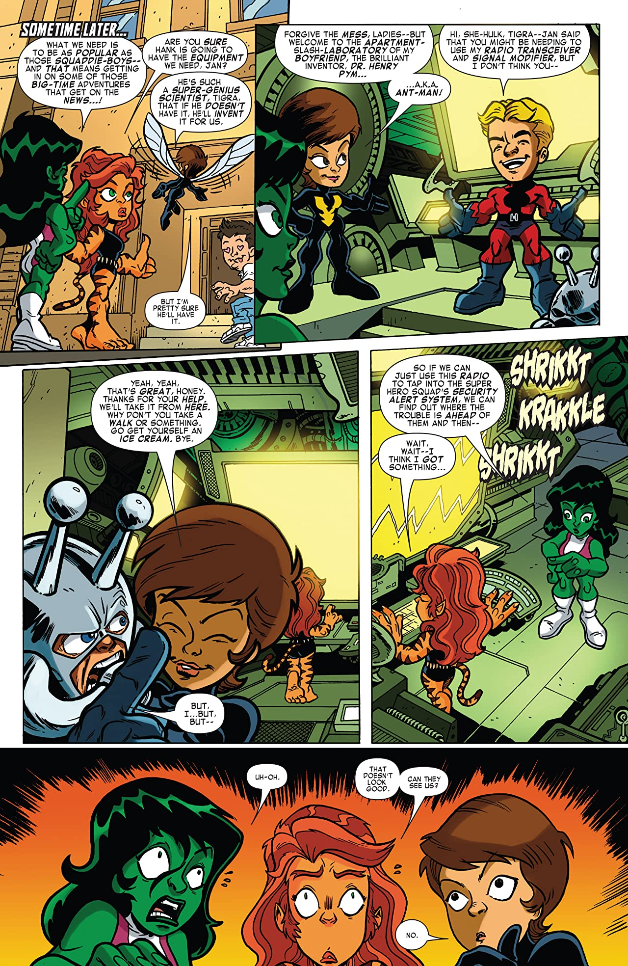 Super Hero Squad (2010) #11