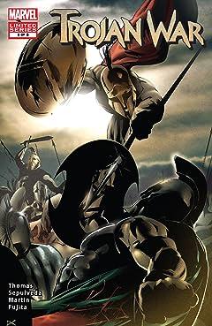 Trojan War (2009) #1 (of 5)