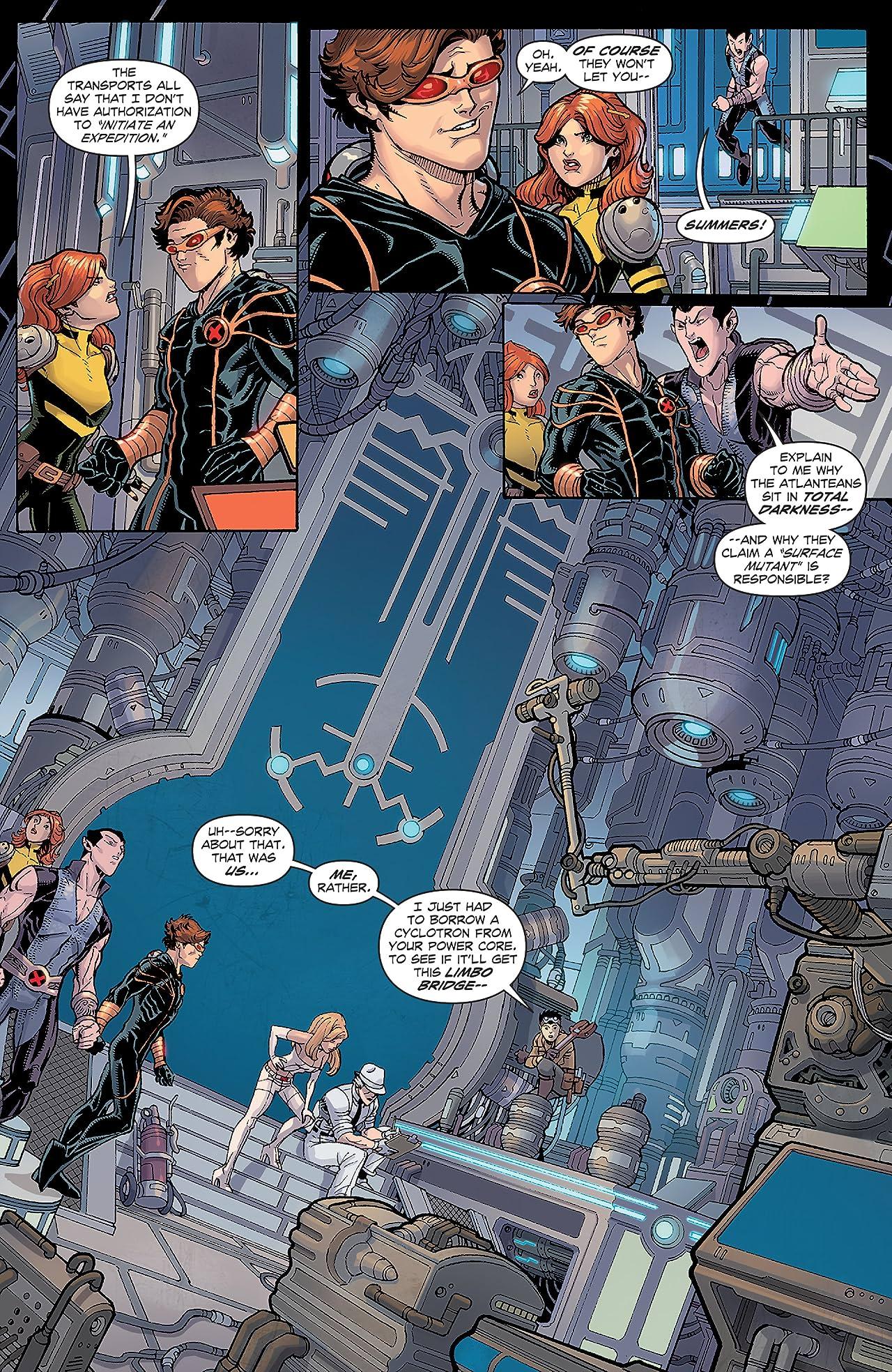 Uncanny X-Men Annual (2011) #3
