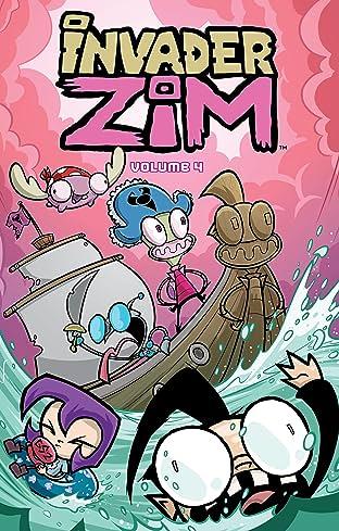 Invader ZIM Tome 4