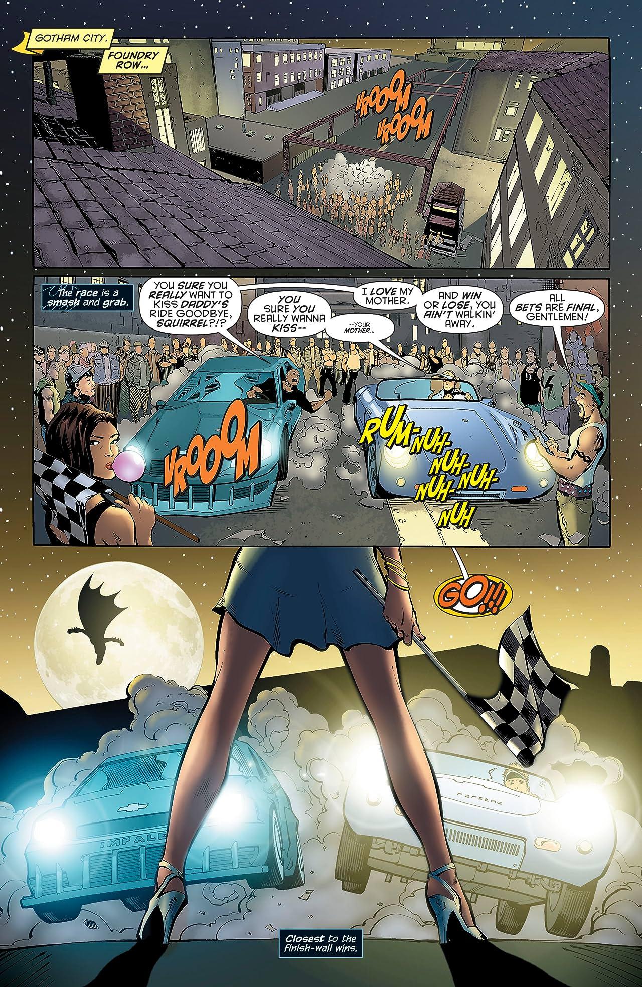 Batgirl: Stephanie Brown Tome 1
