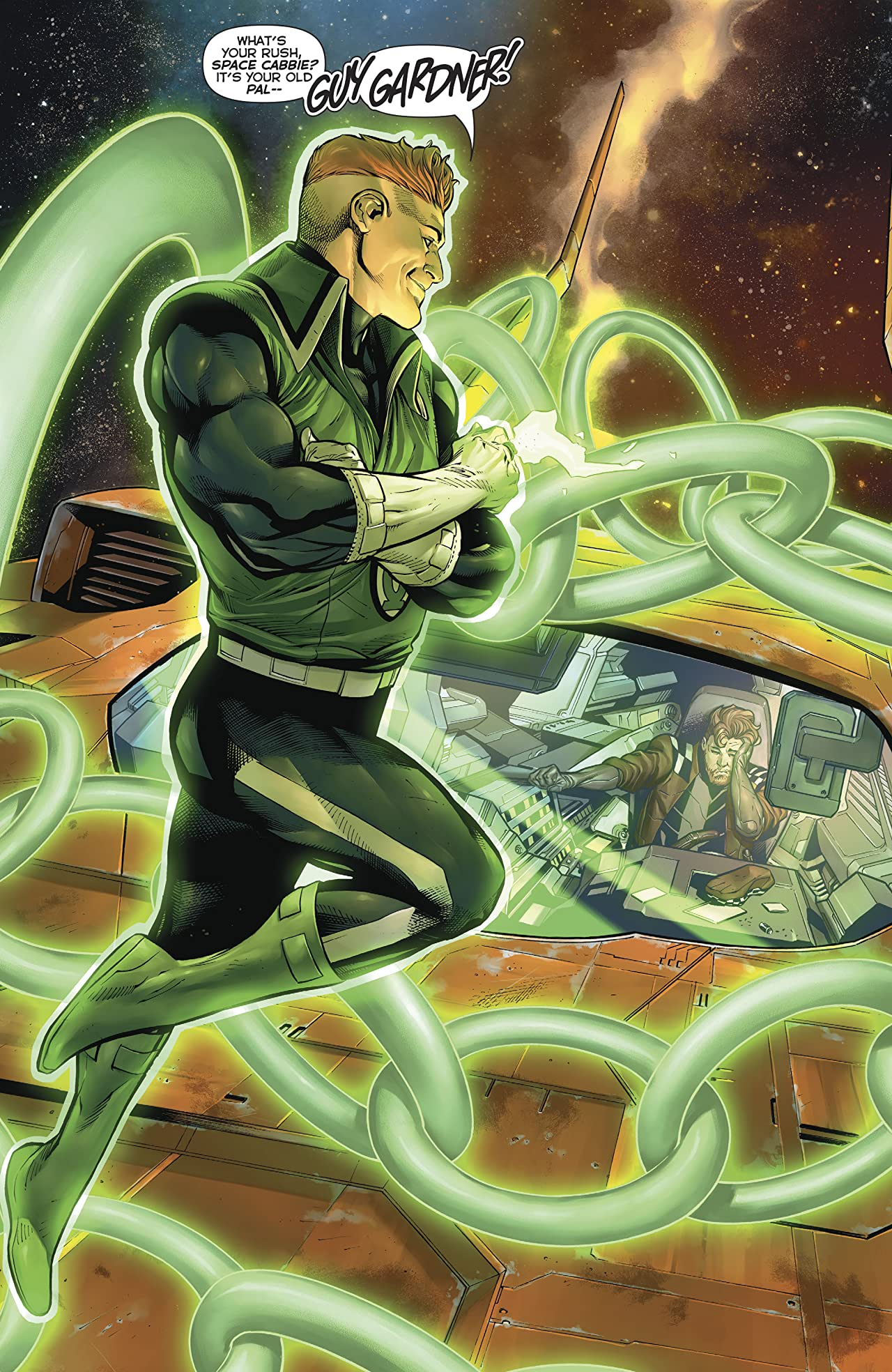 Hal Jordan and the Green Lantern Corps (2016-) Vol. 3: Quest for Hope