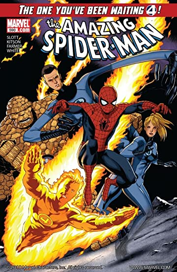 Amazing Spider-Man (1999-2013) #590