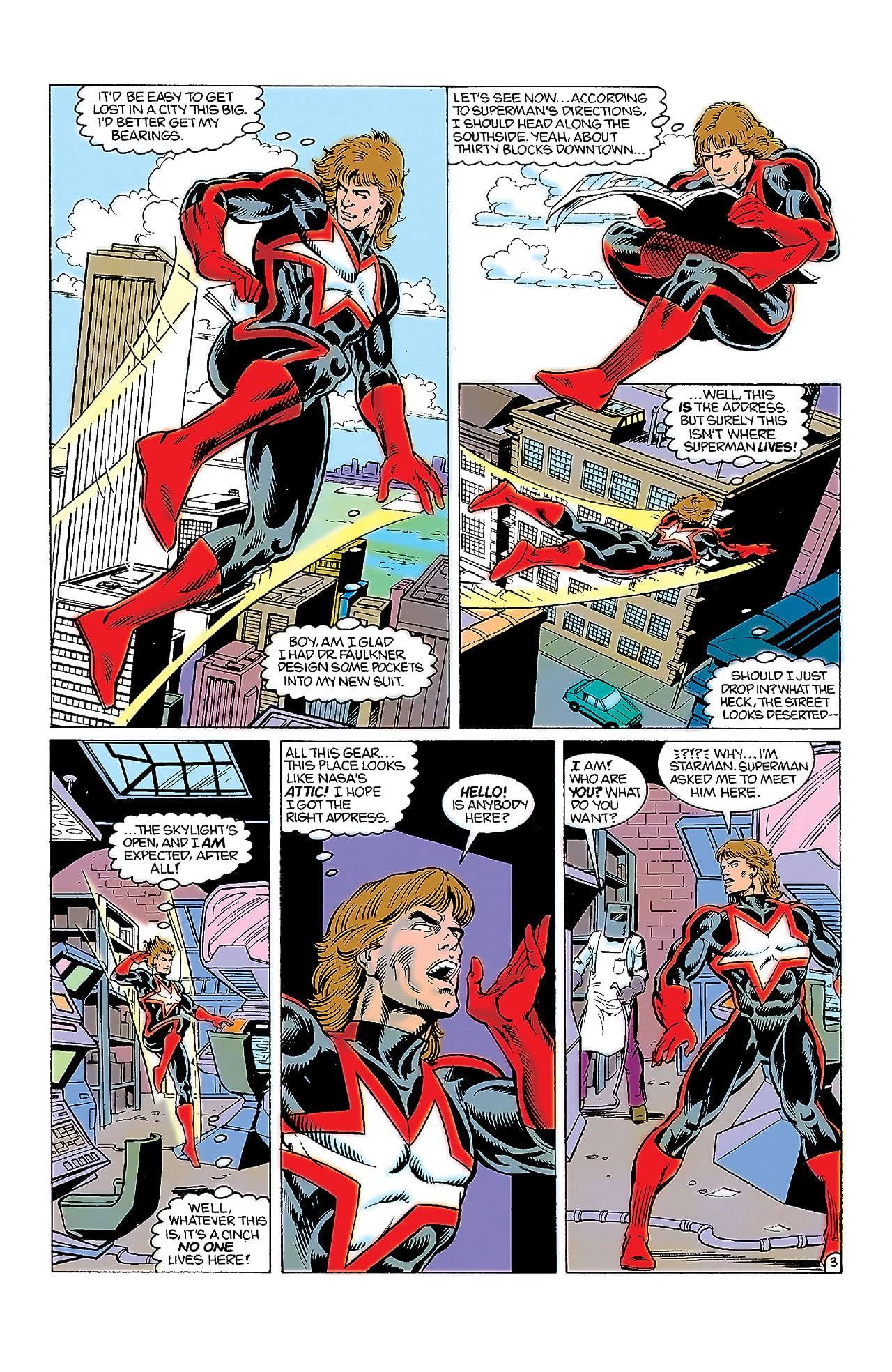 Starman (1988-1992) #28