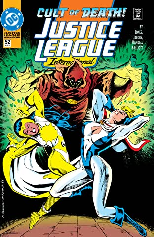 Justice League International (1989-1993) #52