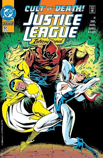 Justice League International (1989-1993) #52