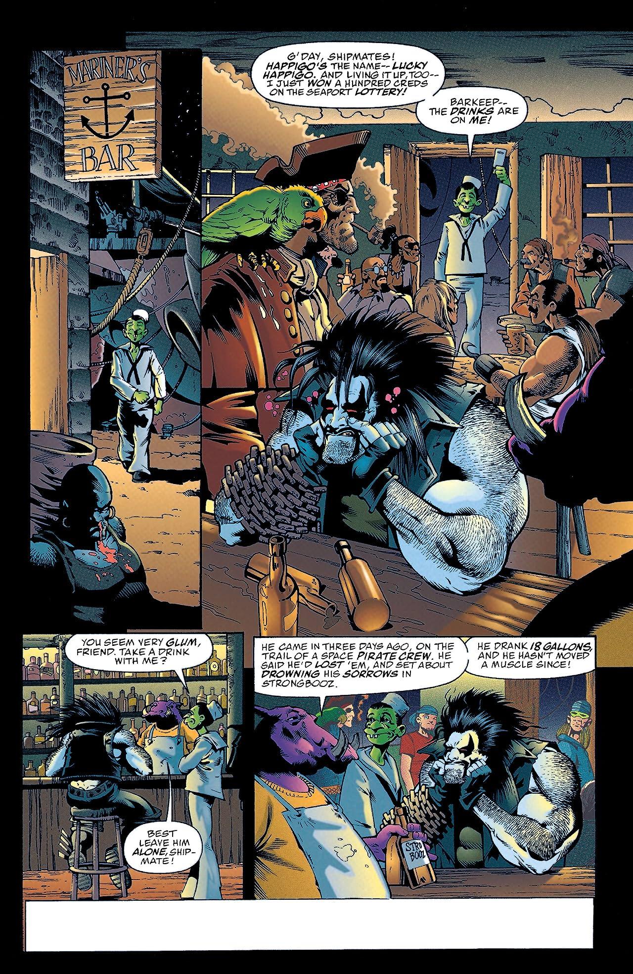 Lobo (1993-1999) #39