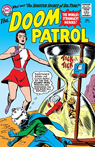 Doom Patrol (1964-1968) No.92