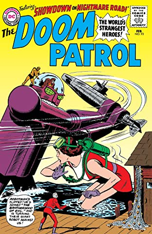 Doom Patrol (1964-1968) No.93