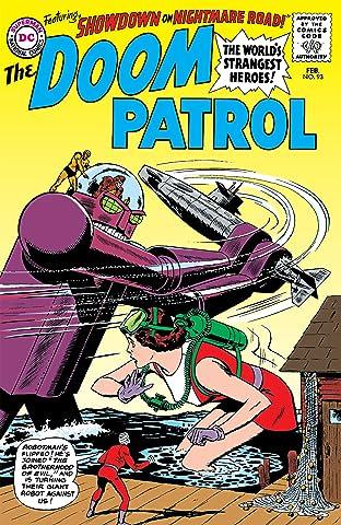 Doom Patrol (1964-1968) #93
