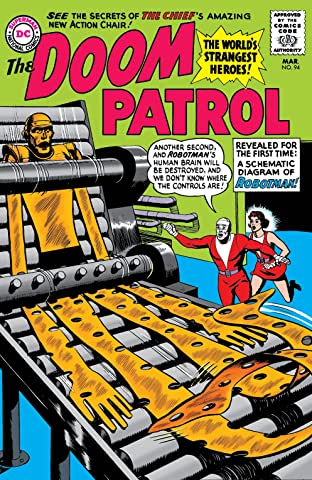 Doom Patrol (1964-1968) No.94