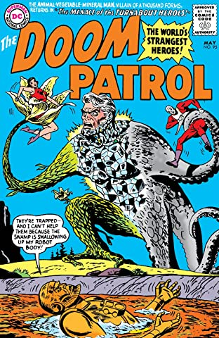 Doom Patrol (1964-1968) No.95