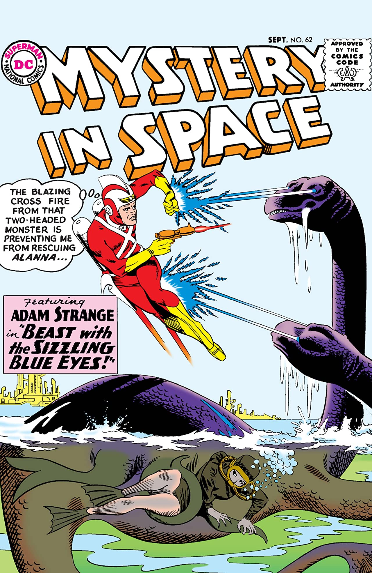 Mystery in Space (1951-1981) #62