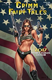 Grimm Fairy Tales 2017 Armed Forces Edition