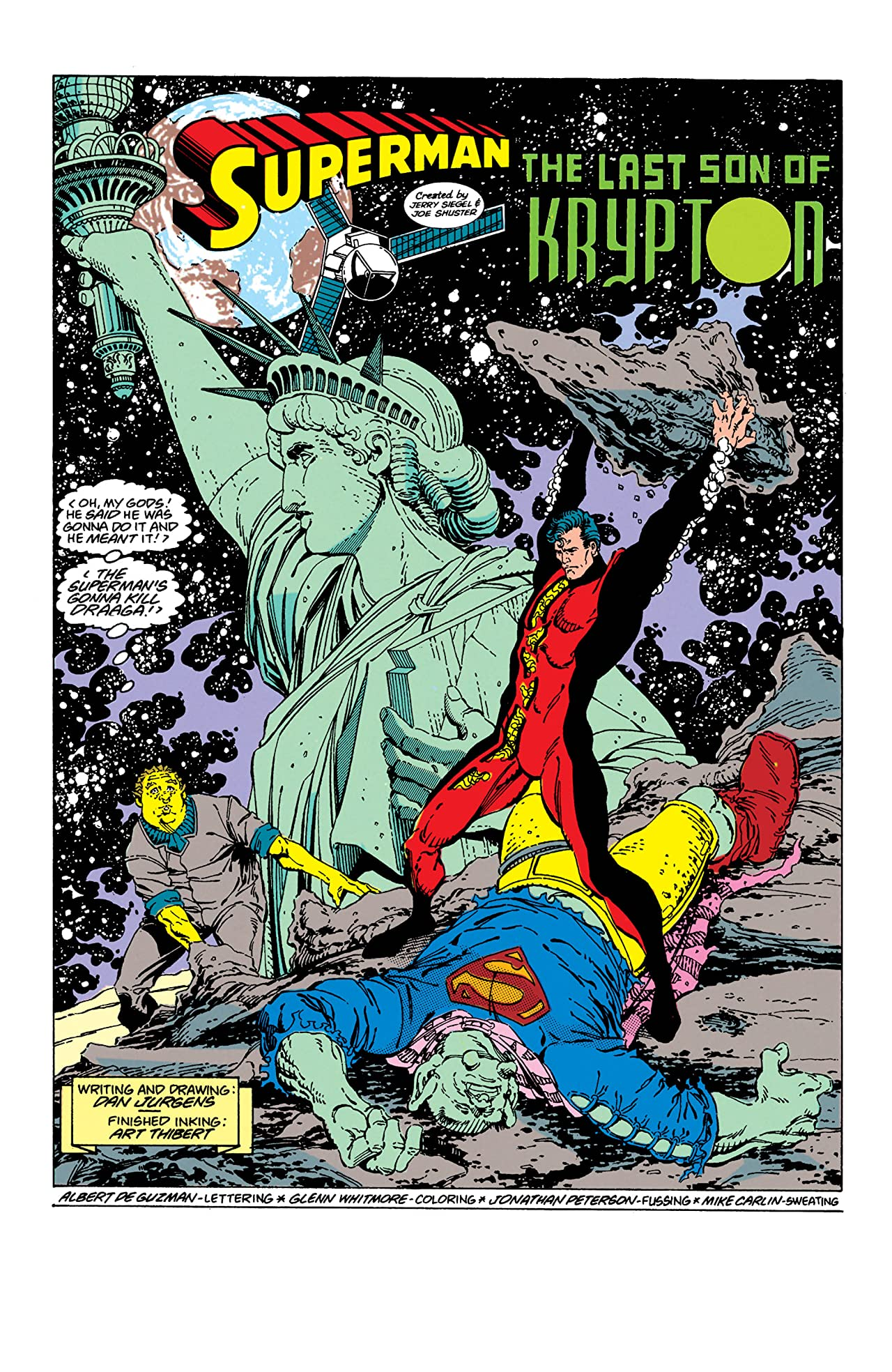 Adventures of Superman (1986-2006) #465