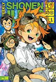 Weekly Shonen Jump Vol. 288: 08/21/2017