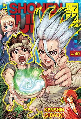 Weekly Shonen Jump Vol. 290: 09/04/2017