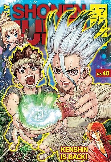 Weekly Shonen Jump Vol. 290: 09/04/2017