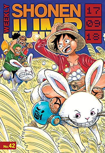 Weekly Shonen Jump Vol. 292: 09/18/2017