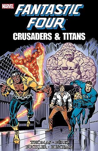 Fantastic Four: Crusaders & Titans