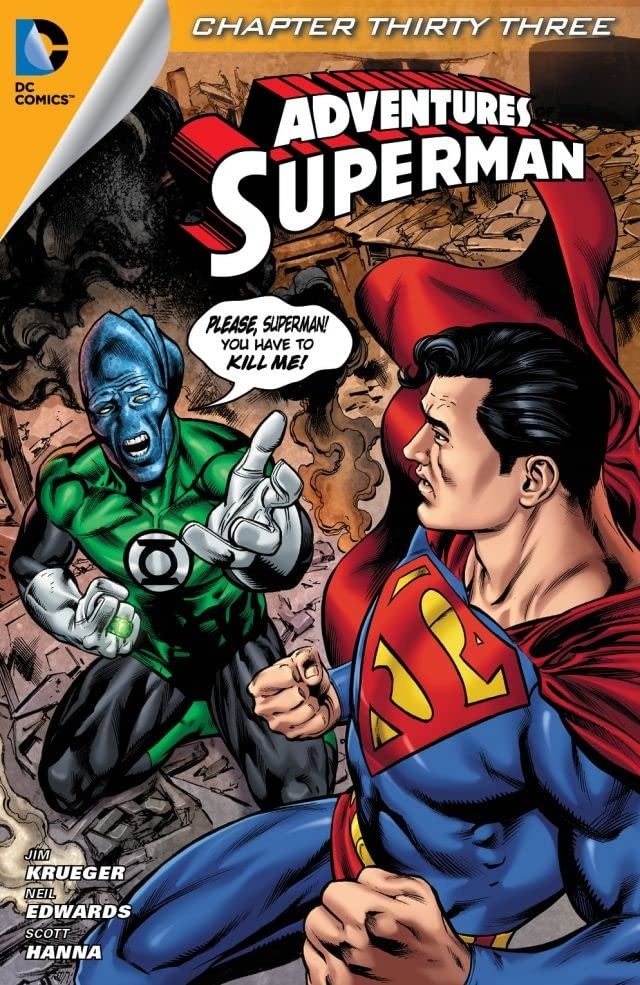 Adventures of Superman (2013-2014) #33
