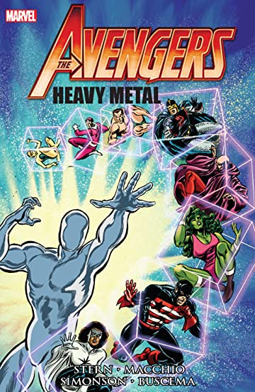 Avengers: Heavy Metal