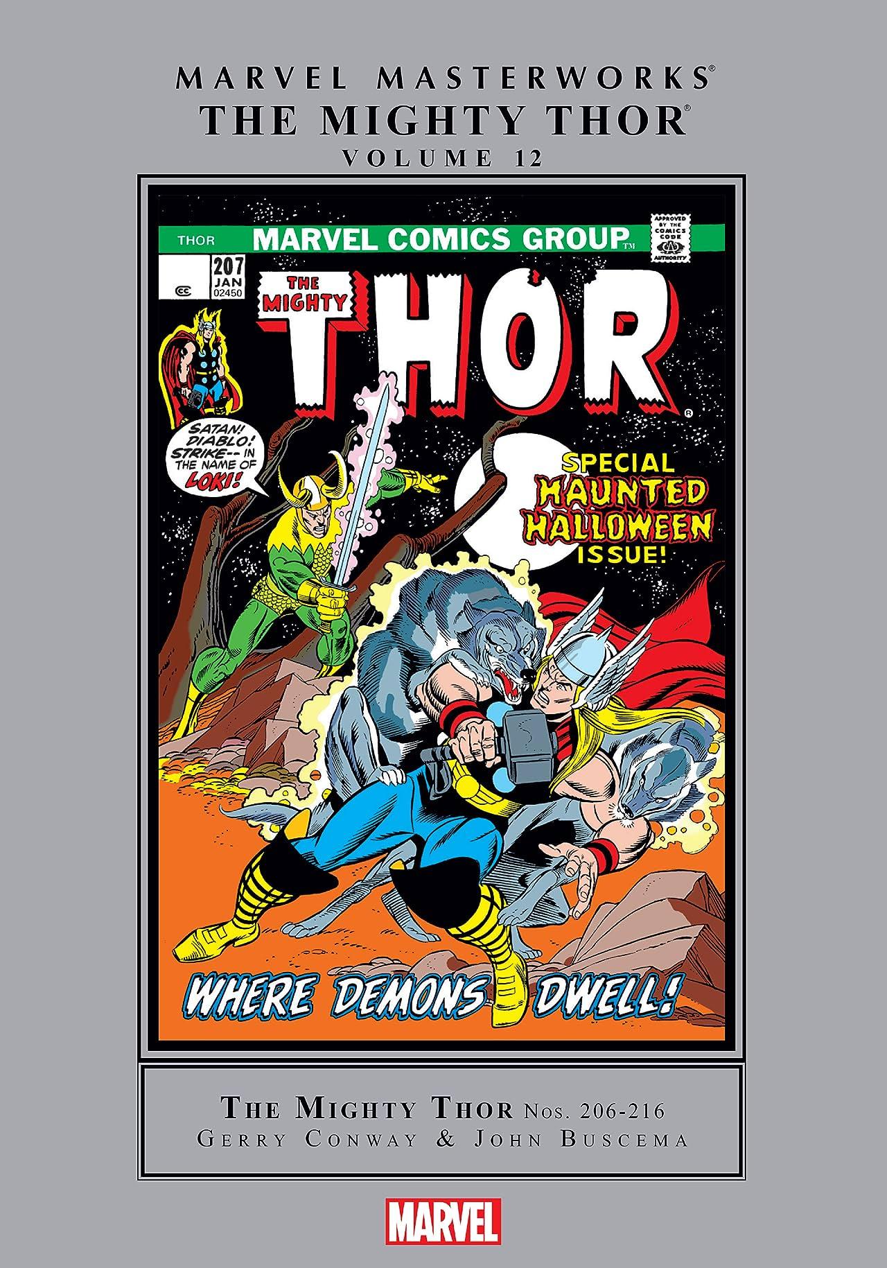 Thor Masterworks Vol. 12