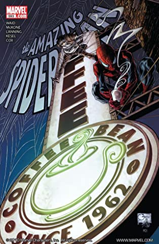 Amazing Spider-Man (1999-2013) #593
