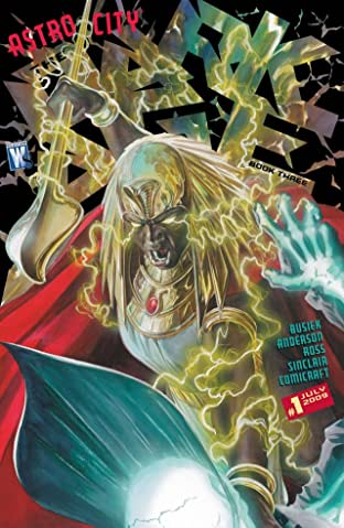 Astro City: The Dark Age Book Three (2009) #1 (of 4)