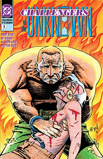 Challengers of the Unknown (1991) #5