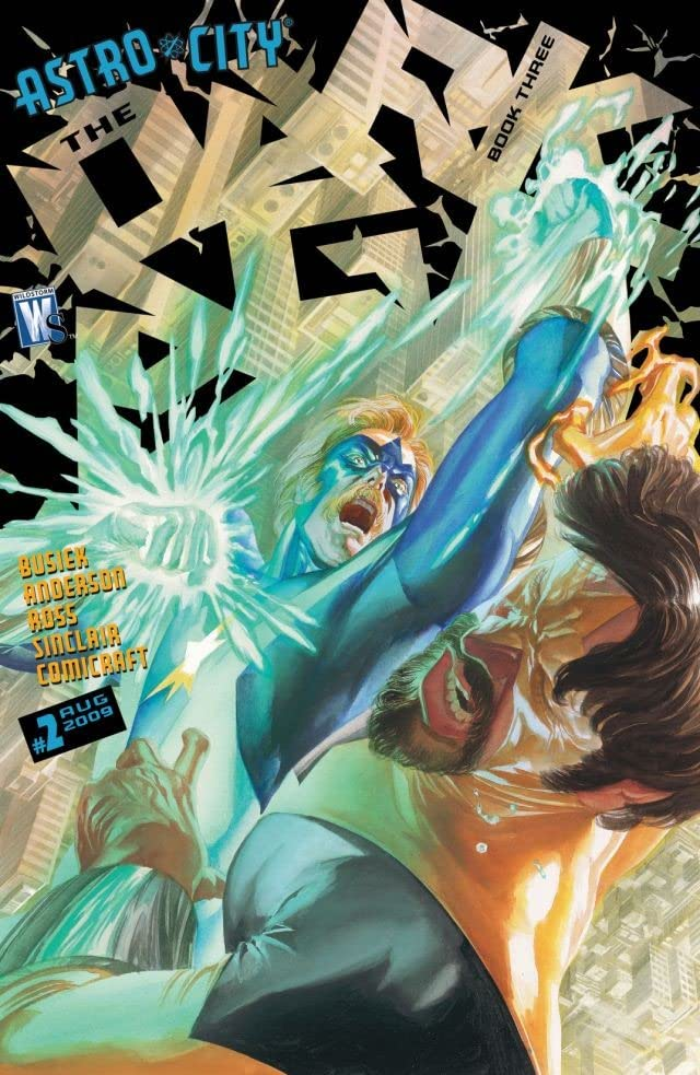 Astro City: The Dark Age Book Three (2009) #2 (of 4)