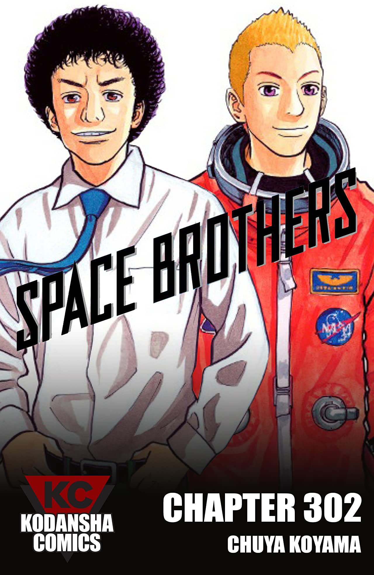 Space Brothers #302