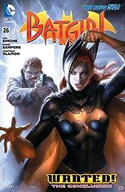 Batgirl (2011-2016) #26