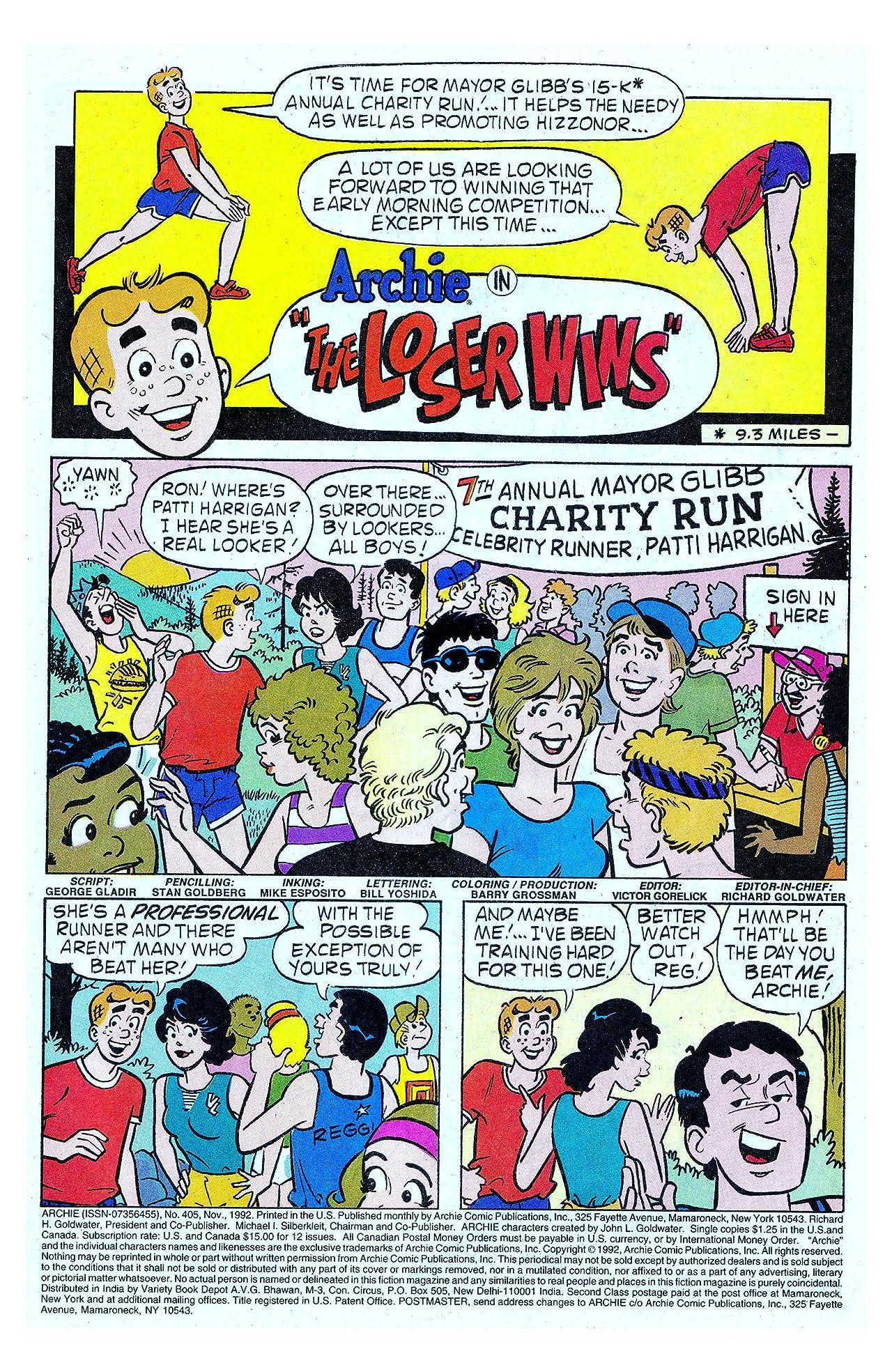 Archie #405