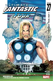 Ultimate Fantastic Four #27