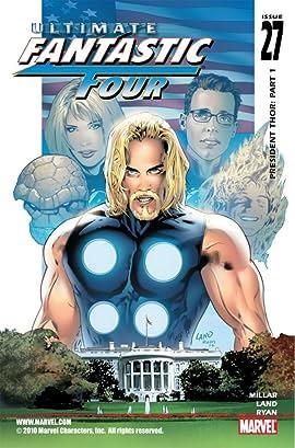 Ultimate Fantastic Four #27