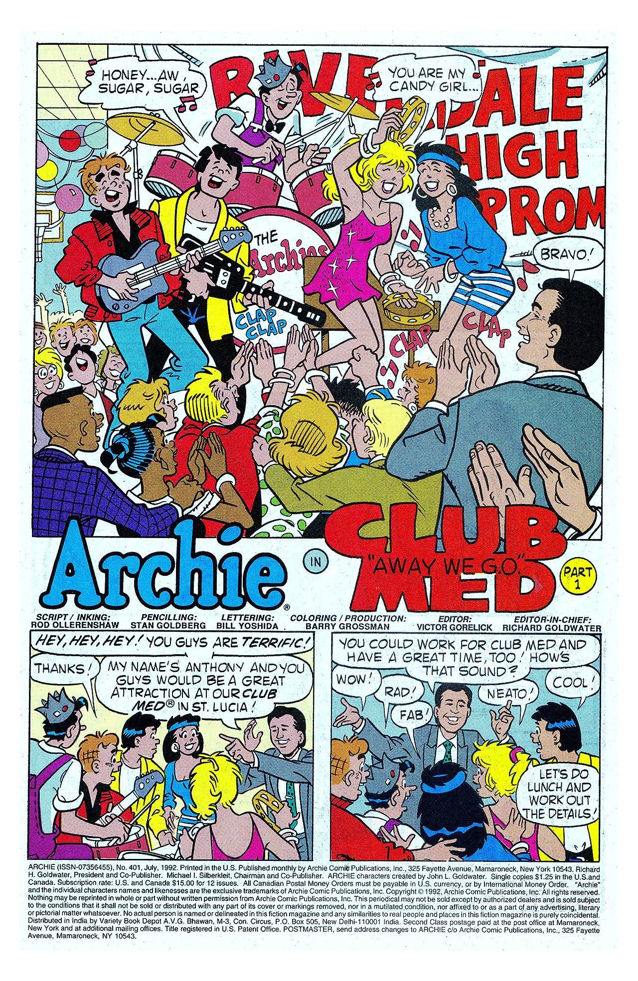 Archie #401