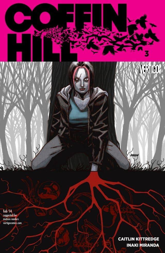 Coffin Hill (2013-2015) #3