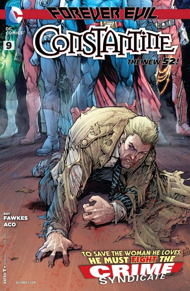 Constantine (2013-2015) #9