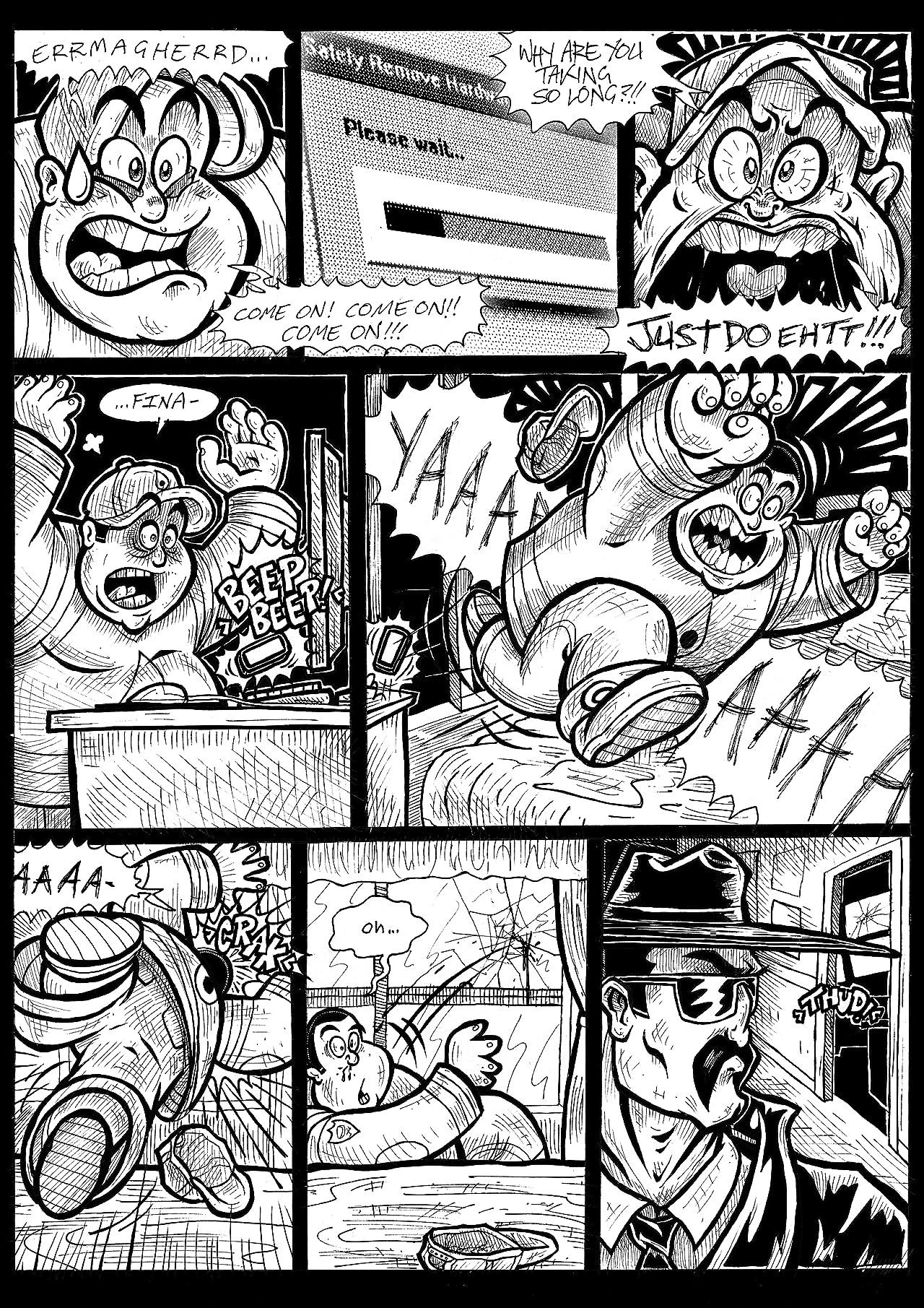 VioleNt Streak #5