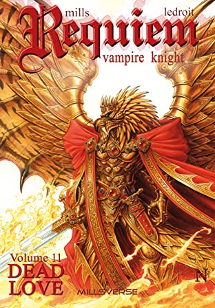 Requiem Vampire Knight Vol. 11: Dead Love