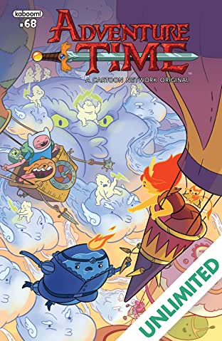 Adventure Time #68